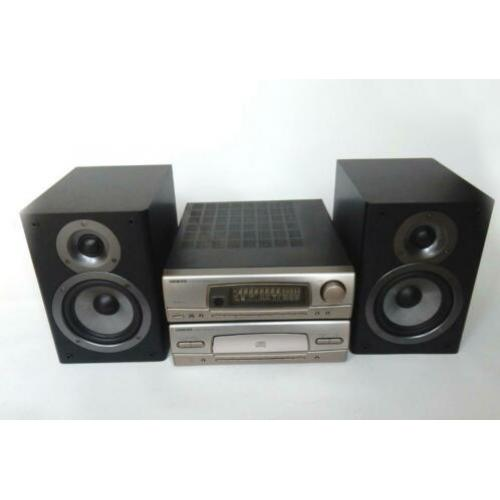Onkyo R30 + C30 + Philips DCD7010 kwaliteit set + Bluetooth.