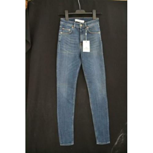 Won hundred marylin skinny jeans lichtblauw maat 27/32
