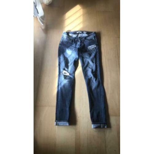FRACOMINA jeans maat 26 (34/36) izgst