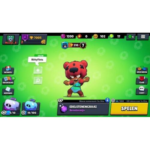 Brawl Stars Account