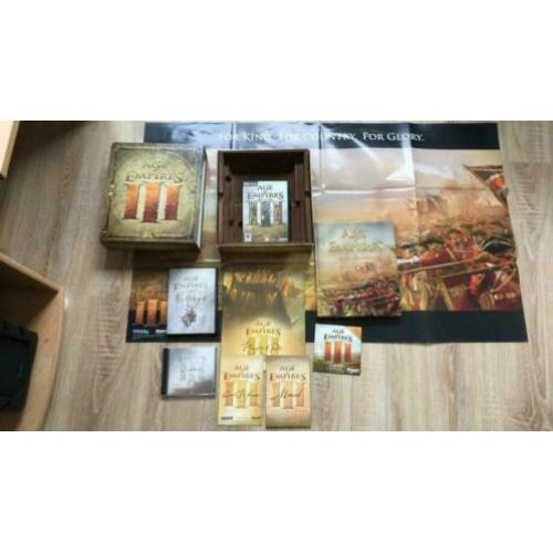 Age of empires 3 collectors edition